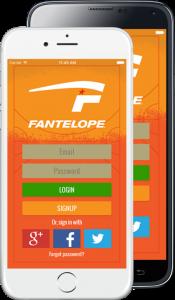 Sports Fan Mobile App
